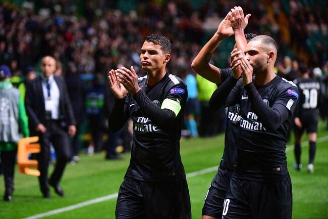 5 joueurs du PSG pour finir dans l'équipe-type de l'année