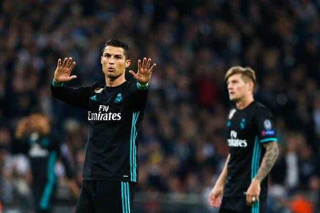 Real Madrid : Cristiano Ronaldo n'est pas mort, la preuve