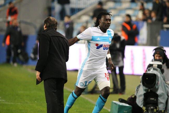 OM : Rudi Garcia refuse de se battre à distance avec Bafé Gomis