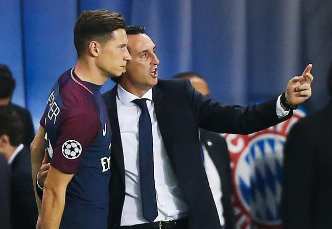 PSG: Déçu d'Emery, Draxler discute avec les cadors anglais