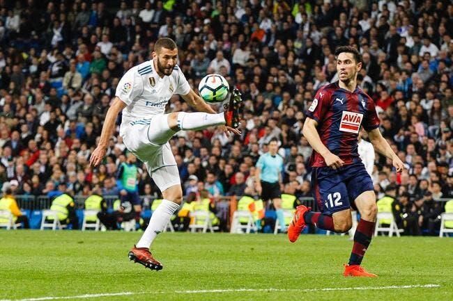 Real : Karim Benzema entre dans l'histoire et règle ses comptes