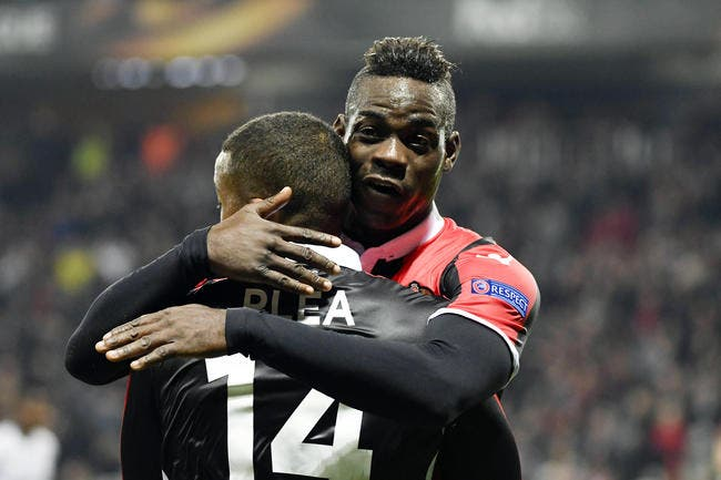 EL: Balotelli offre la qualification à Nice