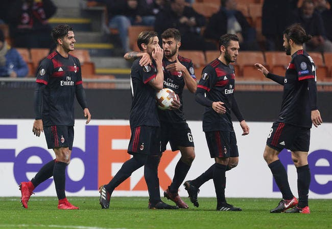 EL : Le Milan AC valide sa qualification