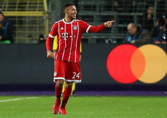 Le Bayern a les moyens de gifler le PSG assure Tolisso