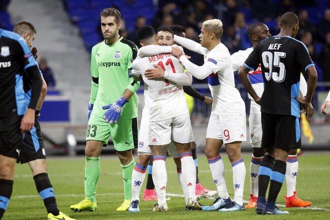 OL: Lyon doit encore se battre, et c'est de sa faute