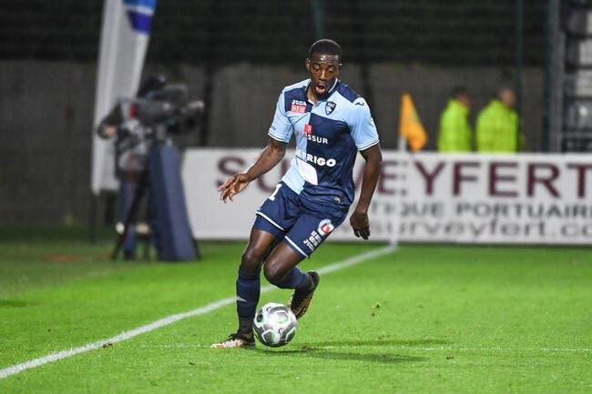 Le Havre - Lens : 1-0
