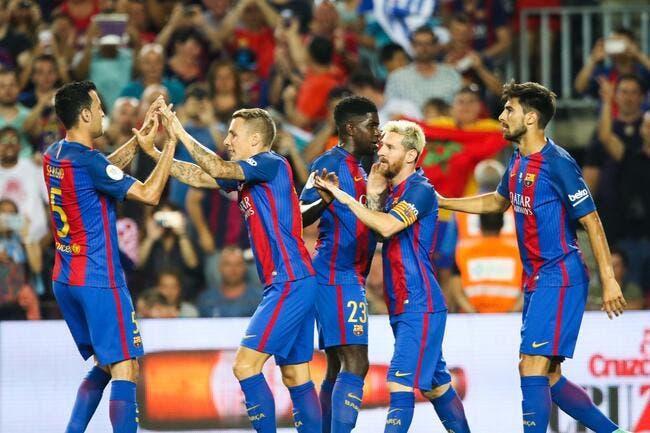 Liga : Samuel Umtiti passé d'inconnu à star grâce au Barça