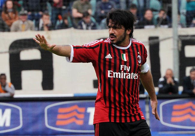 Milan AC: Montella renvoyé, Gattuso arrive