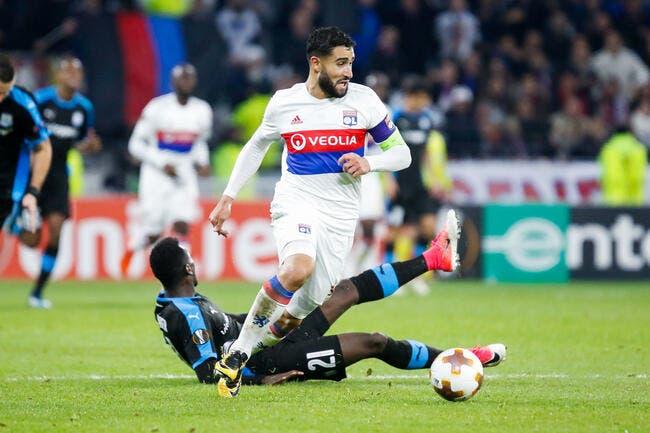 OL : Riolo l'annonce, il n'y a pas de Fekir-dépendance à Lyon