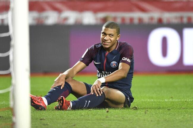 PSG : Thiago Silva a chambré Mbappé sur son naufrage à Monaco