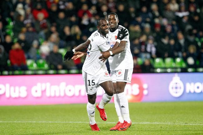 Amiens enchaîne une 3e victoire contre Dijon !