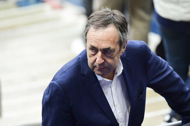 OL: Directeur sportif à Lyon, Jean-Pierre Bernès en rêve