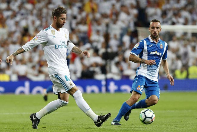 liga le real madrid assure contre l 39 espanyol football europ en foot 01. Black Bedroom Furniture Sets. Home Design Ideas