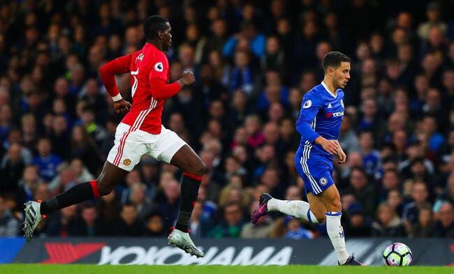Six semaines d'absence pour Alvaro Morata — Premier League-Chelsea