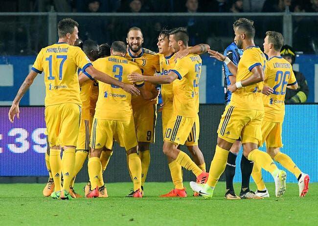 Serie A : La Juventus s'enrhume contre l'Atalanta