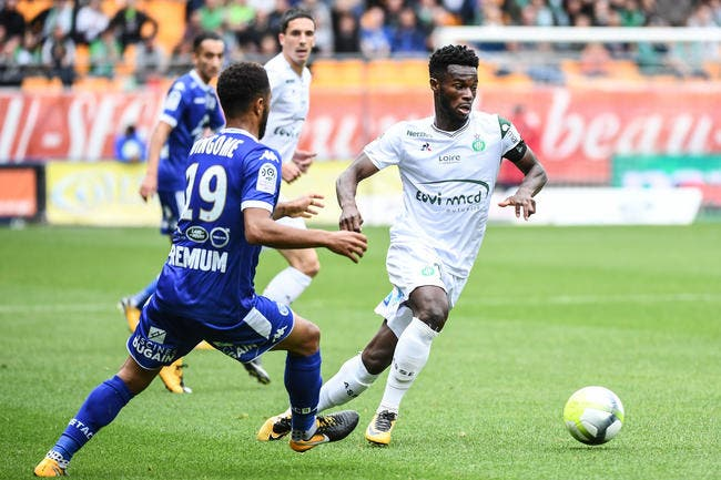 Troyes - ASSE : 2-1