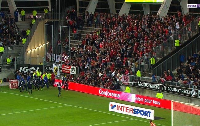 Amiens-Lille : Un stadier du LOSC accuse !
