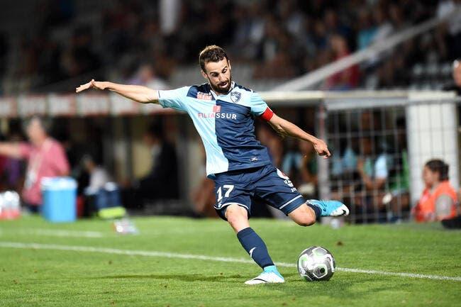 Le Havre - Lorient : 3-2