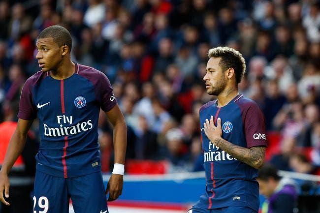 Kylian Mbappé a déjà pris 50M — PSG
