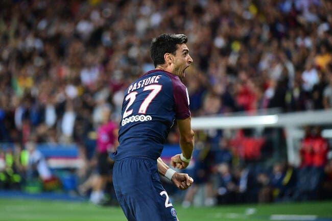 Javier Pastore rentre vendredi — PSG