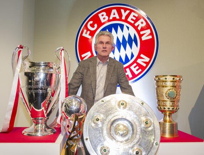 Heynckes désormais le favori — Bayern Munich