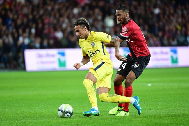 PSG : Neymar est « injouable », un adversaire raconte le calvaire
