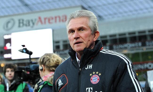 Officiel: Jupp Heynckes succède à Ancelotti au Bayern
