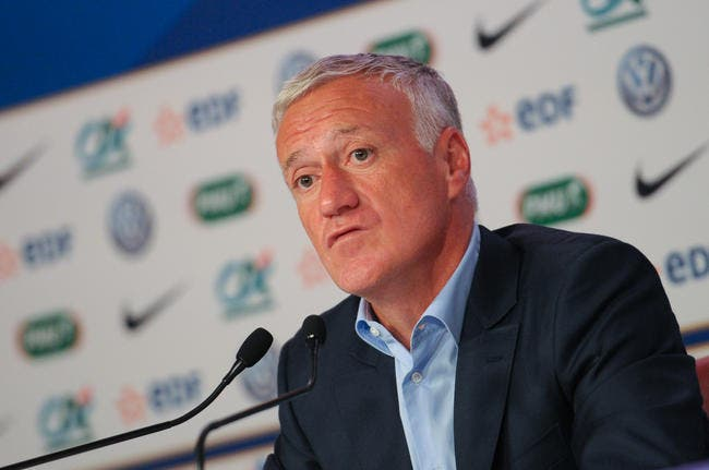 Deschamps indique la compo contre la Biélorussie — Equipe de France
