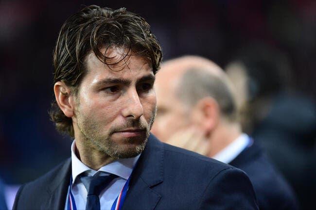 Maxwell revient sur sa retraite — PSG
