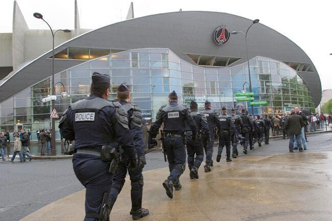 Le PSG aura le policier le mieux payé de France — PSG