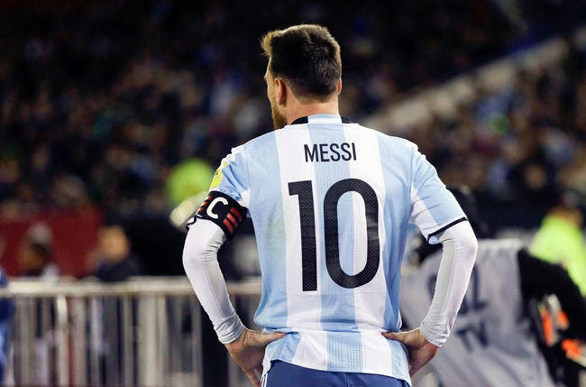 Messi lance l'opération commando pour sauver l'Argentine