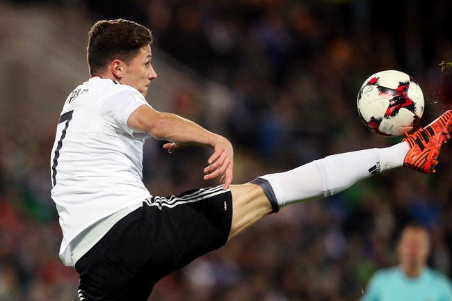 PSG : Malade avec l'Allemagne, Draxler forfait pour Dijon ?