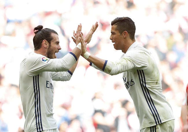 Real : Bale pourrait partir cet été... Cristiano Ronaldo aussi !