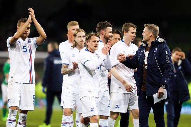 CdM 2018 : L'Islande jouera le premier Mondial de son histoire, l'Irlande et la Croatie encore en vie