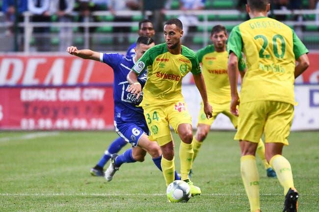 FCN : Dieu s'est penché sur le FC Nantes, ce défenseur en est certain