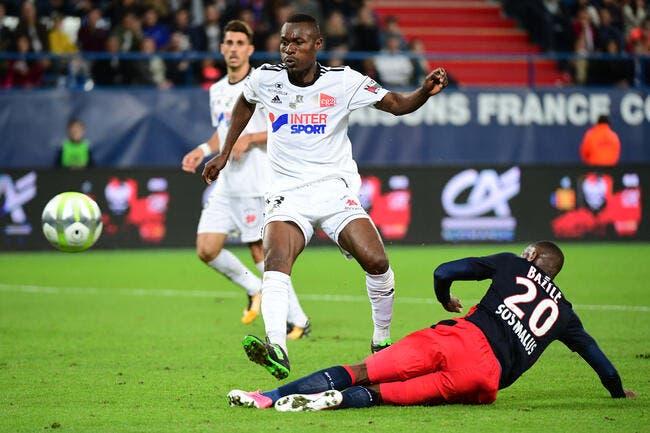 L1 : Caen pourrait accueillir le match Amiens-Bordeaux