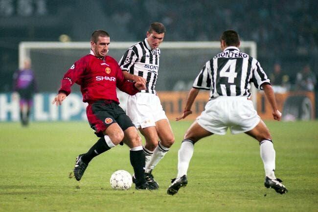 Quand Ferguson a rejeté Zidane pour garder Cantona — MU