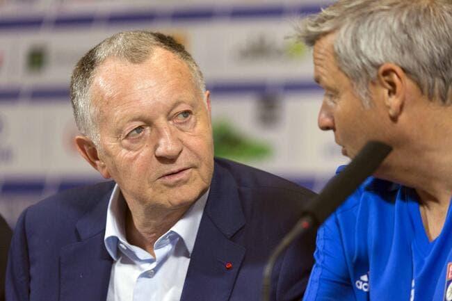 Lyon : Génésio, Aulas jugera après le derby