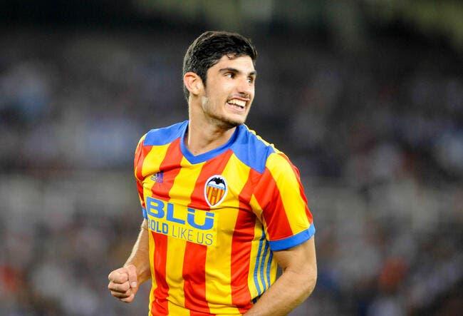 Déjà une offre de Valence pour Guedes — PSG