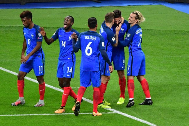 EdF : La France qualifiée directement pour la Coupe du monde 2018