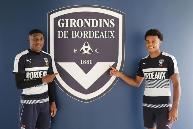 FCGB : Koundé et Youssouf signent pros à Bordeaux