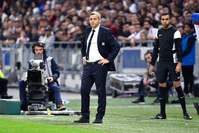 OL: Ancelotti est fan de Genesio annonce Aulas