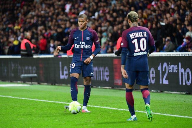 PSG : Mbappé propose un deal gagnant-gagnant à Neymar
