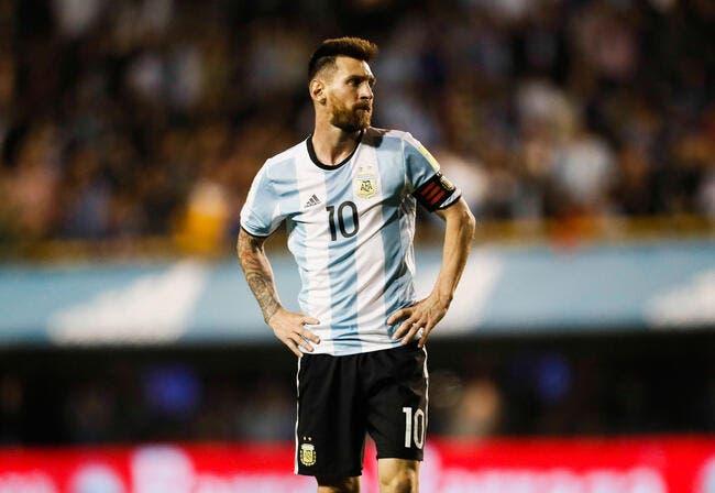 CdM 2018 : Messi sauve l'Argentine d'un énorme fiasco