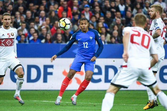 EdF : Mbappé peut faire oublier Benzema chez les Bleus !