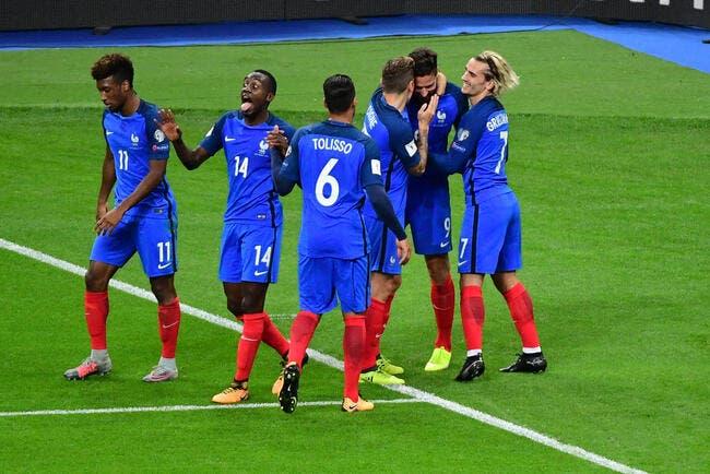 EdF : Riolo n'aime pas cette équipe de France maquillée comme une voiture volée