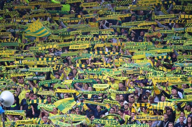 L1 : 1.000 supporters de Nantes seront à Bordeaux !