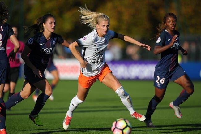 LdC féminine : Montpellier gagne à Moscou et se qualifie