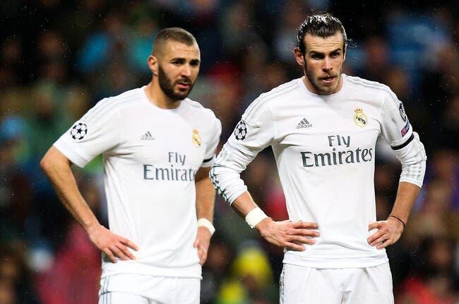 Le Real veut sacrifier Benzema, Bale et Modric pour un buteur