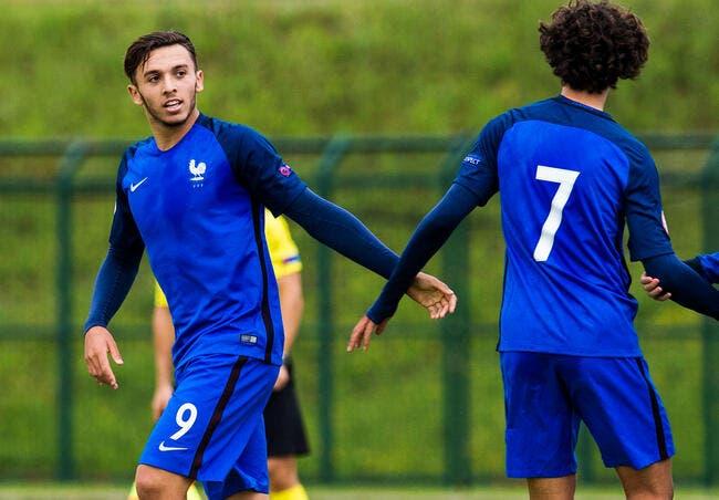 Mondial U17 : La France et Gouiri font tomber le Japon